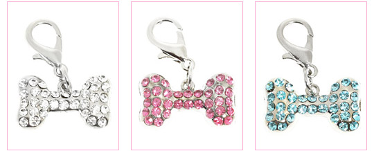 cheap collar charms jewellery