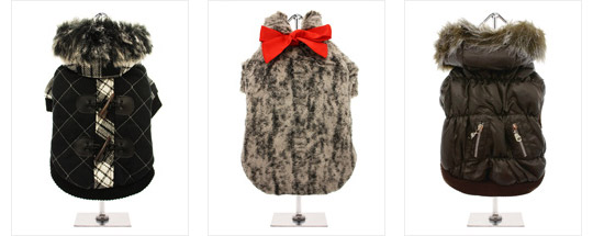 wholesale winter chihuahua coats on sale